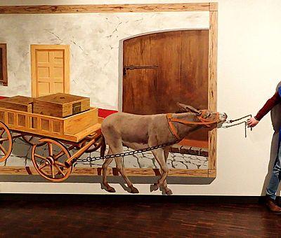 """Sonderausstellung """"Schnappschuss – Zoom dich in die Römerzeit"""" im Museum und Park Kalkriese - Varusschlacht im Osnabrücker Land"""