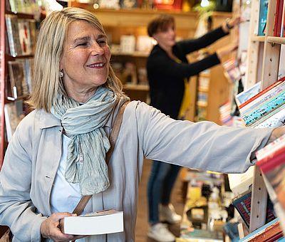 Wiehenbuchhandlung in Bad Essen im Osnabrücker Land