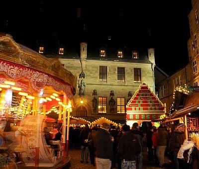 Weihnachtsmarkt Osnabrück.So Lecker Der Beste Glühwein Auf Dem Osnabrücker Weihnachtsmarkt