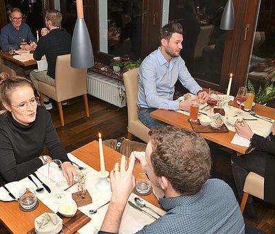 Bio-Restaurant goldwerth in Bad Laer