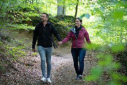 Ein Spaziergang an der frischen Luft ist zu jeder Jahreszeit gut für die Gesundheit. Im Osnabrücker Land und im Natur- und Geopark TERRA.vita finden Wanderer und Spaziergänger die richtigen Wege für jede Gelegenheit.