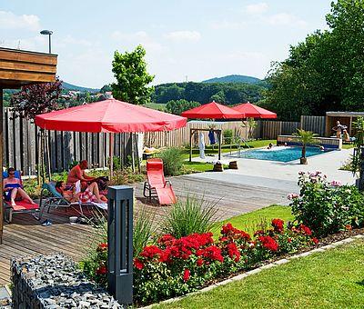 Beste Aussichten für tolle Badeerlebnisse im Panoramabad in Georgsmarienhütte