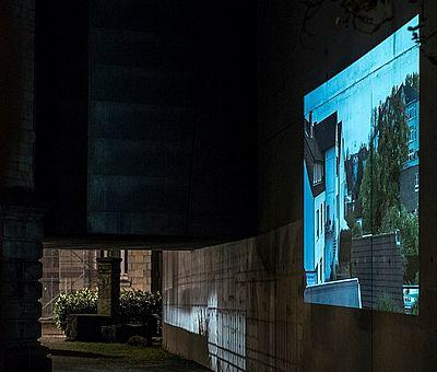 Lichte Momente raus auf die straße medienkunst lichte momente in osnabrück