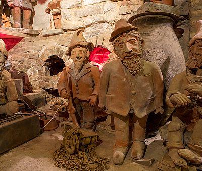 Die Hüggelzwerge kommen nicht nur in Sagen und Geschichten vor, es gibt sie auch bei Pottbäcker Niehenke im Osnabrücker Land.