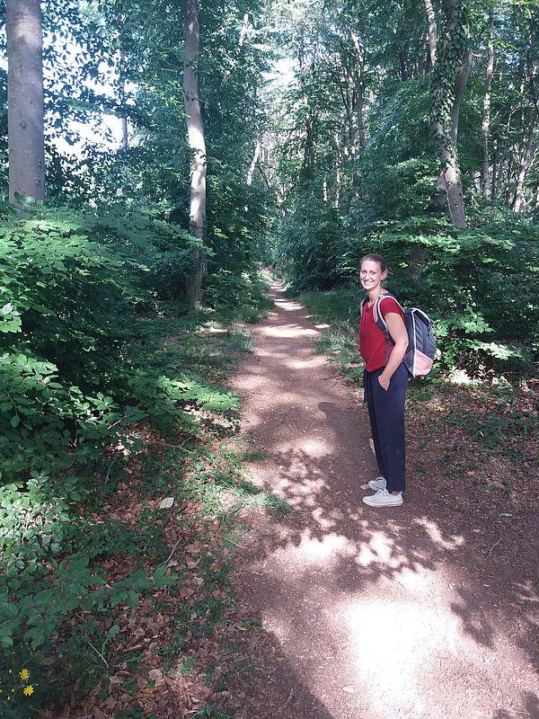 Natur Erlebnis am Hollager Berg in Osnabrück