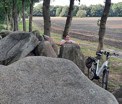 Die Großsteingräber in Berge-Hekese