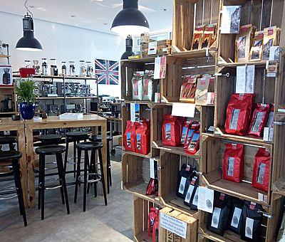 Ein großes Sortiment von Kaffee-Spezialitäten erwartet Sie im Kaffeeladen in Osanbrück